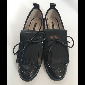 Zara oxfords